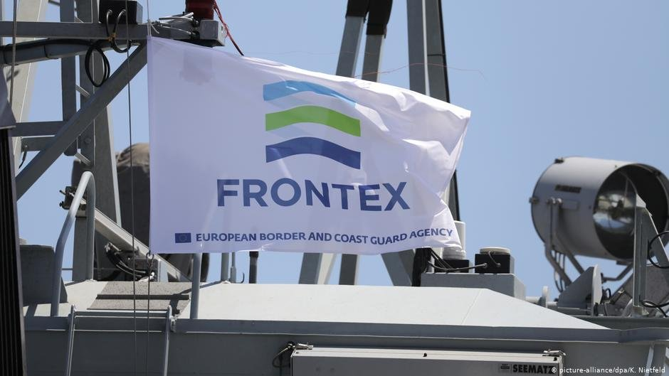 وكالة مراقبة الحدود الأوروبية فرونتكس ترسل منطادا لمراقبة الحدود التركية اليونانية