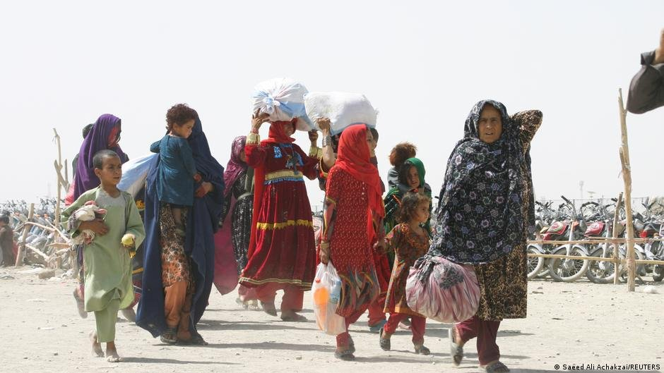 International agencies warn drought, the COVID pandemic and the Taliban takeover could lead to a potential humanitarian disaster in Afghanistan | Photo: Saeed Ali Achakzai/Reuters