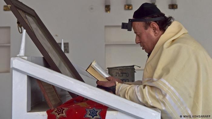 زِبولون سیمنتوف، آخرین یهودی در افغانستان