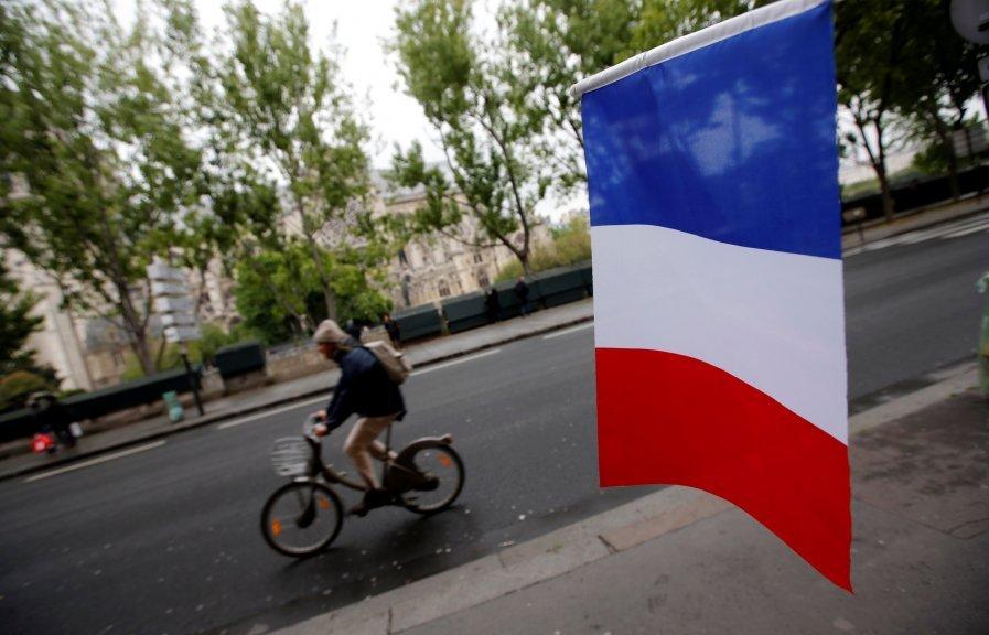 ألوان العلم الفرنسي