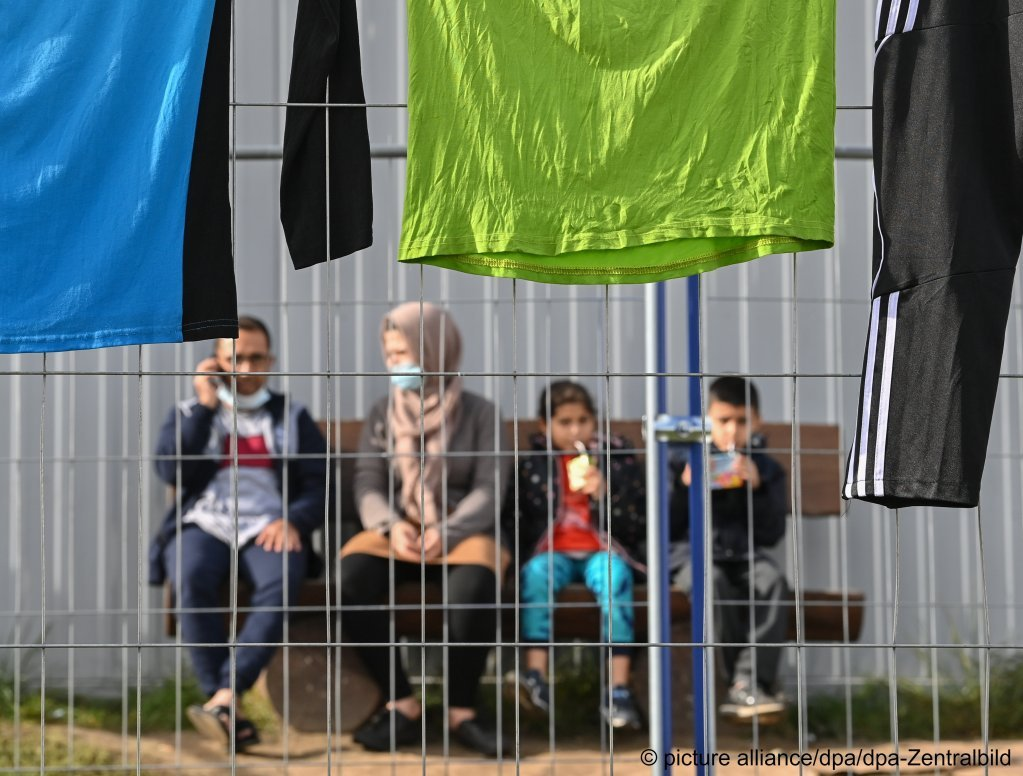 La plupart des personnes arrivant par la Pologne sont originaires du Moyen-Orient et d'Afrique du Nord | Photo: picture alliance/dpa/Patrick Pleul