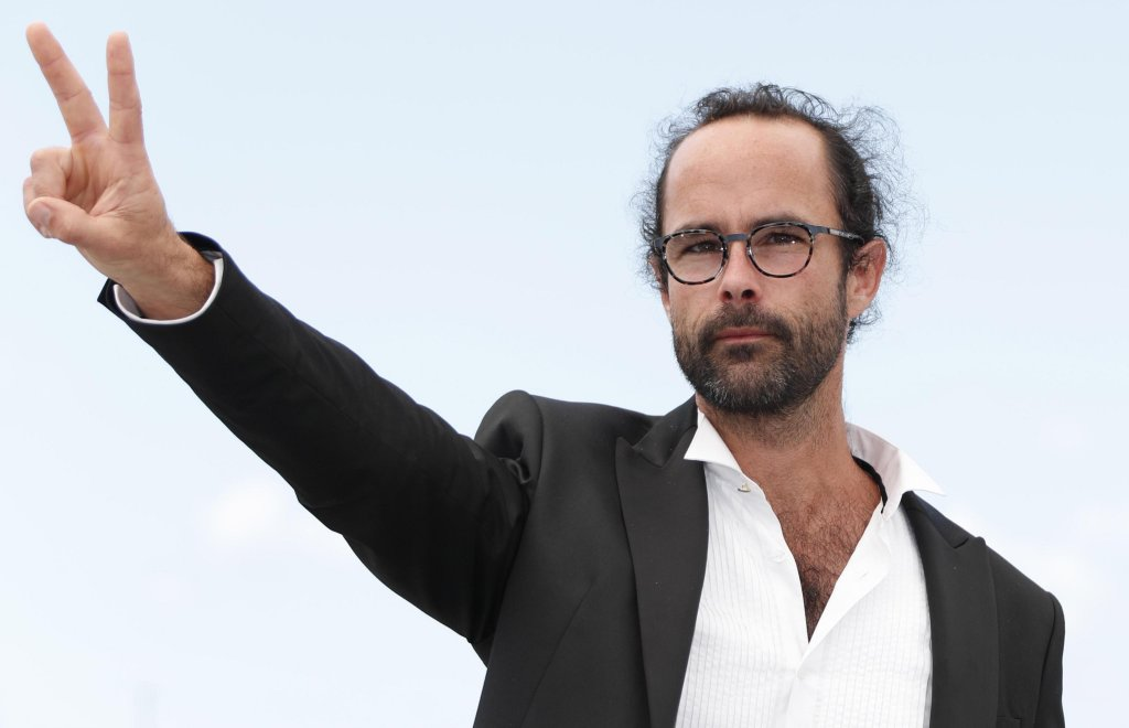 Cedric Herrou poses during the photocall for 'Libre' at the 71st annual Cannes Film Festival, in Cannes, France, 18 May 2018 | Photo: EPA/I. Langsdon