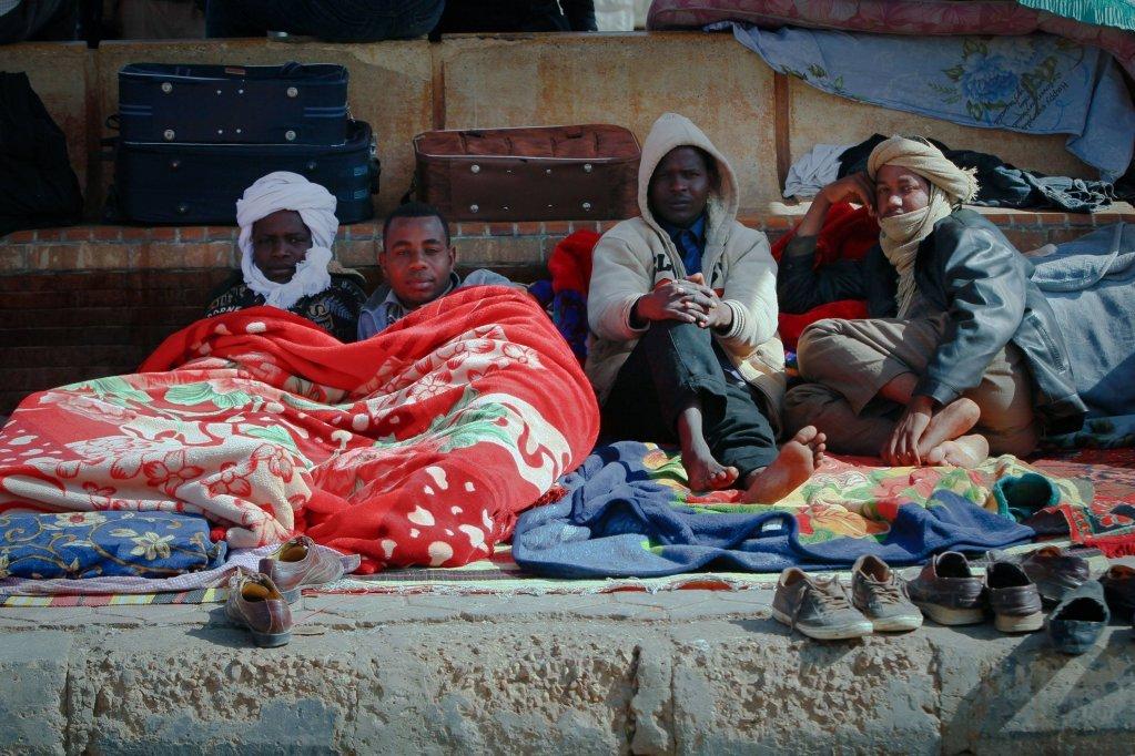 Les migrants d'Afrique subsaharienne sont régulièrement traités d'esclave en Egypte