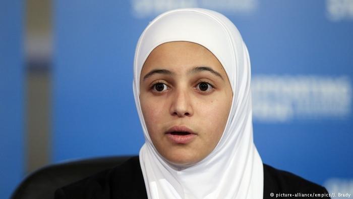 ما الذي جعل اليونيسف تختار الشابة السورية لتكون سفيرة للنوايا الحسنة؟