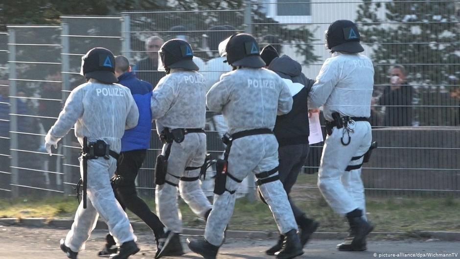 La mise sous quarantaine du centre de Suhl doit durer au moins 14 jours | Photo: Picture-alliance