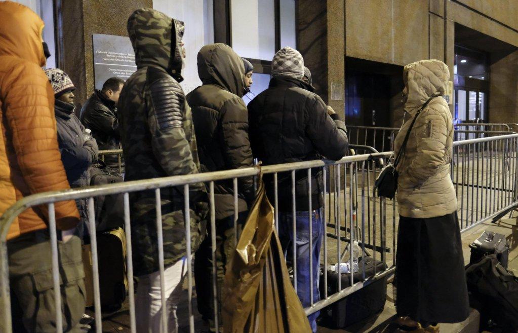 ansa / انخفاض كبير في طلبات اللجوء في 10 دول أوروبية خلال 2017
