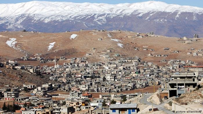 The Sunni Lebanese town of Arsal