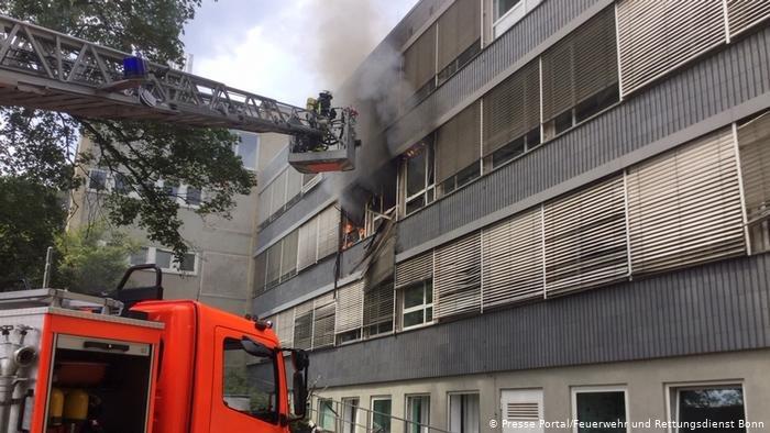 Presse Portal/Feuerwehr und Rettungsdienst Bonn