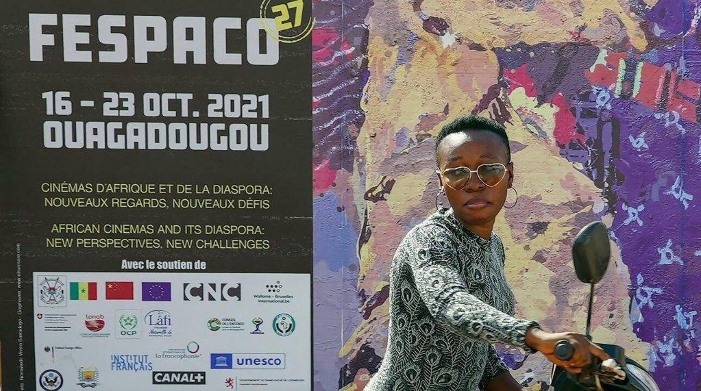 © Sam Mednick, AP |La 27eédition du Fespaco se tient à Ouagadougou, au Burkina Faso, du 16 au 23octobre2021. L'événement a été reporté de huit mois en raison de la pandémie de Covid-19.