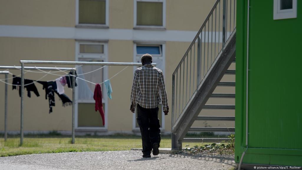 یک مرکز مهاجران. عکس تزئینی از : الیانس پیکچر