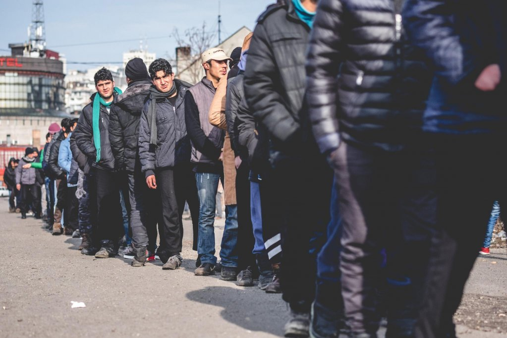Migrants on the western Balkan route | Photo:ARCHIVE/ANSA/UFFICIO STAMPA OXFAM ITALIA