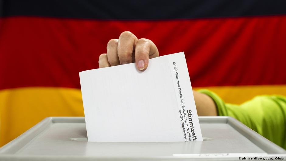 Only German citizens can vote in Germany's state and national elections