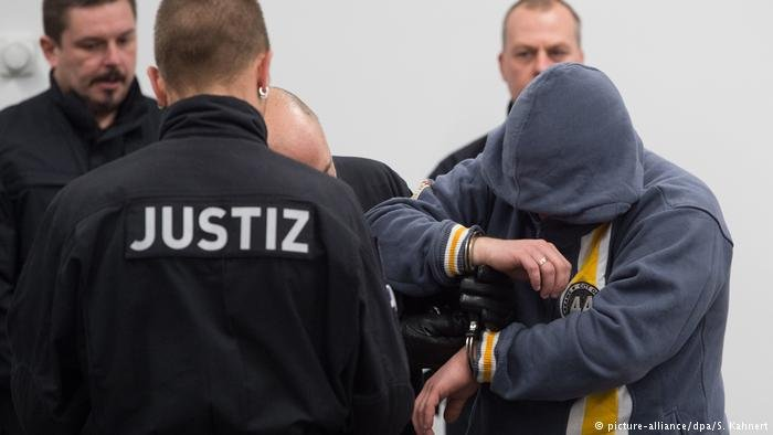 Freital group member on trial for terrorism in Saxony, Germany