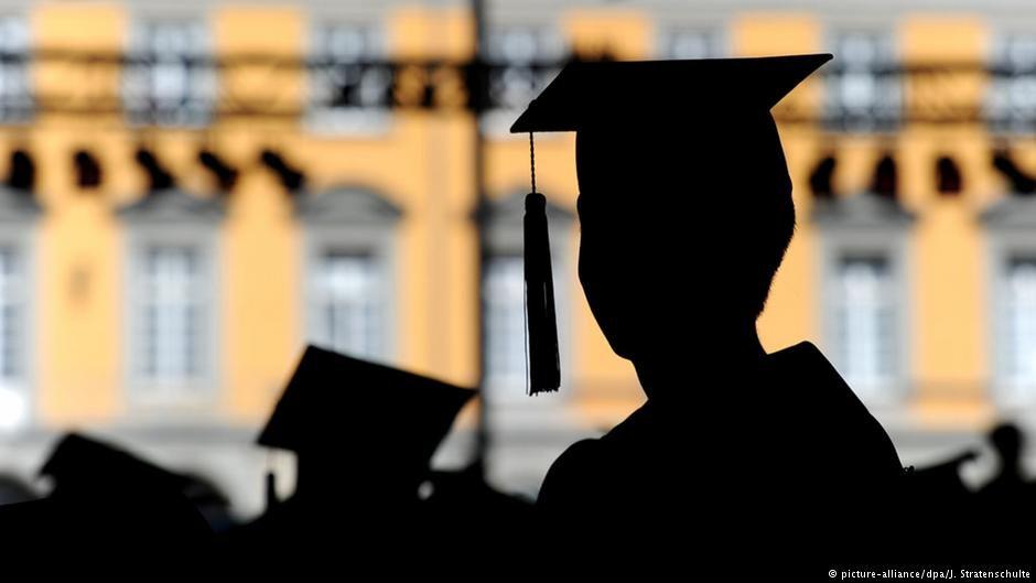 يزداد عدد اللاجئين المسجلين في الجامعات الألمانية حسبما كشفت إحصائيات جديدة. أرشيف