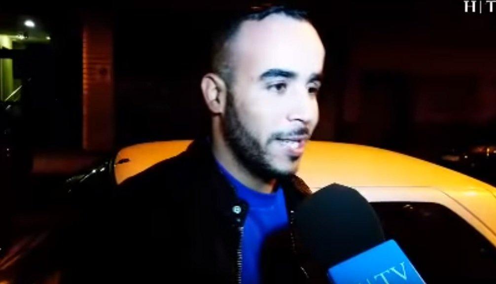 صورة مأخوذة من الشاشة/ محمد قرزازي في حديث لقناة إسبانية