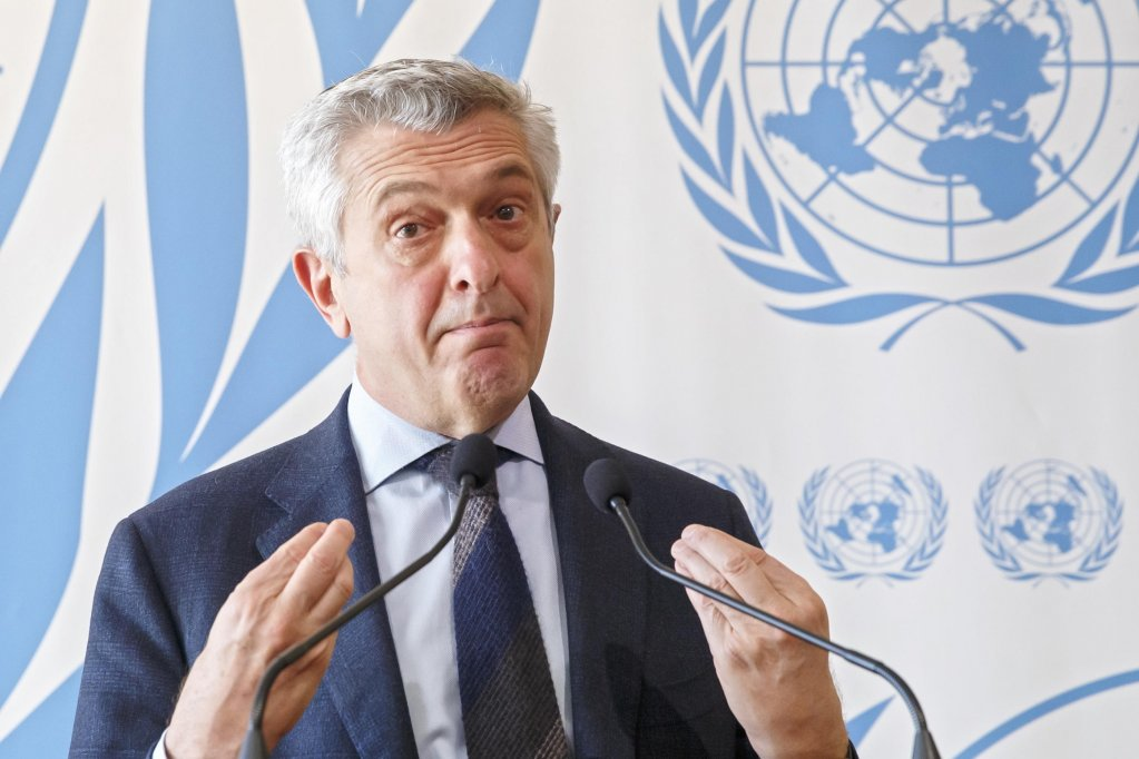 Filippo Grandi is the United Nations High Commissioner for Refugees | Photo: EPA/Salvatore Di Nolfi