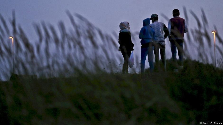 نړۍ کې د انساني قاچاق ۴۶ سلنه قربانیان ښځې دي. کریدت: رویټرز  انځور: آرشیف