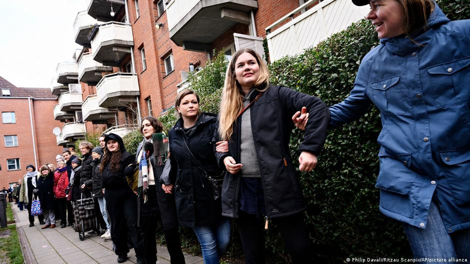 Denmark's current 'ghetto' laws target immigrant neighborhoods — and have led to protests (FILE photo) | Photo: Philip Davali/Ritzau Scanpix/AP/picture-alliance