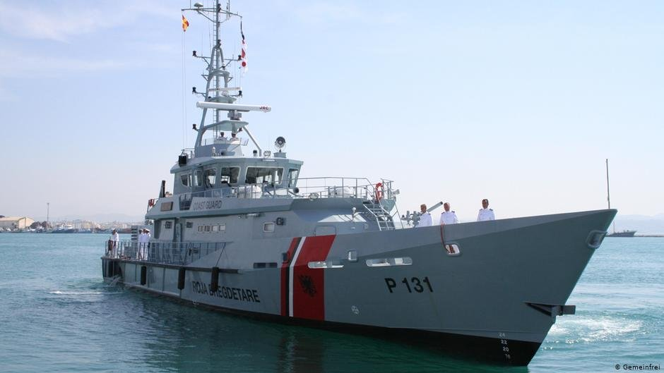 Albania's military supports both NATO and Frontex in the Aegean Sea | Photo: Creative Commons