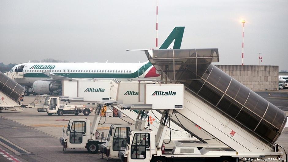 میدان هوایی فیومیچینو در روم، پایتخت ایتالیا