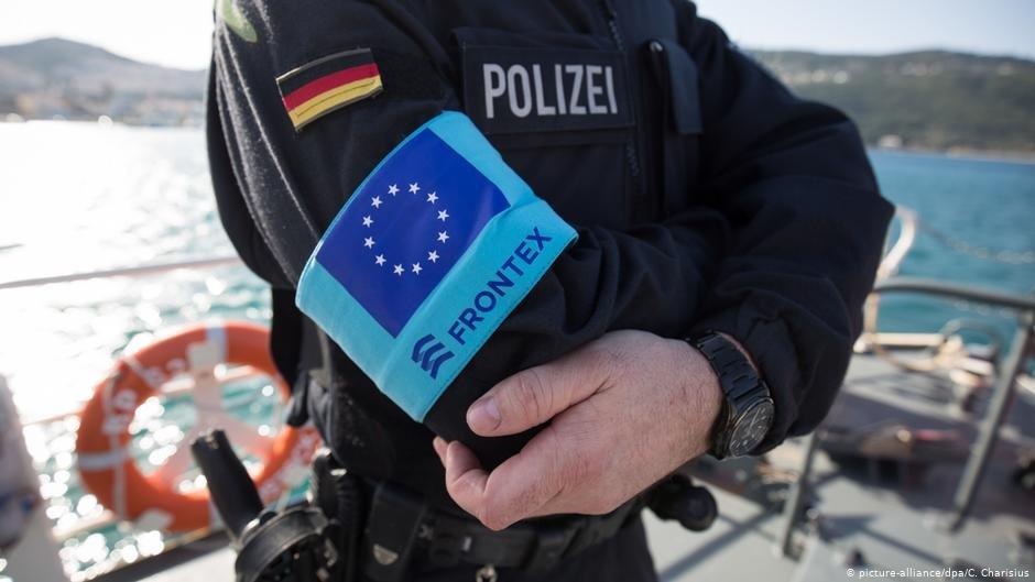 وكالة حماية الحدود الأوروبية فرونتكس