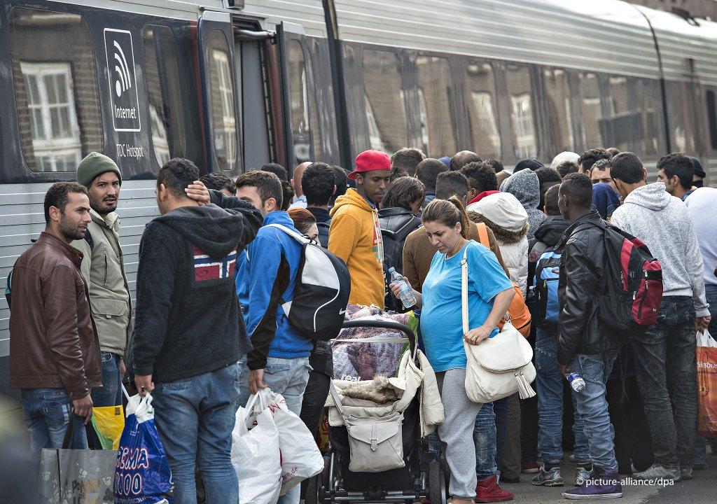 آرشيف انځور ـ دنمارک په تدريجي توګه د پناه غوښتنې اصول سخت کړي دي: picture-alliance/Scanpix Denmark