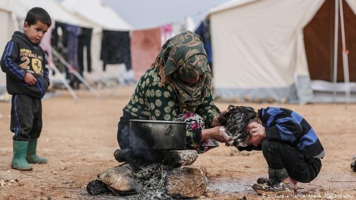 الجوع بات يهدد اعدادا متزايدة من السوريين