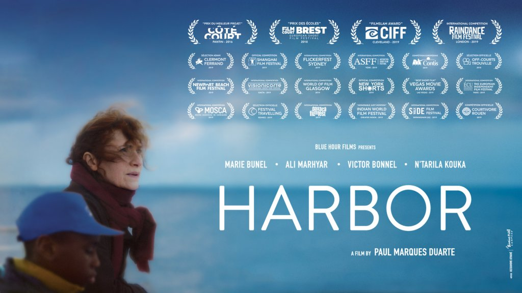 "L'affiche du film ""Harbor"". Crédit : Blue Hour Films"