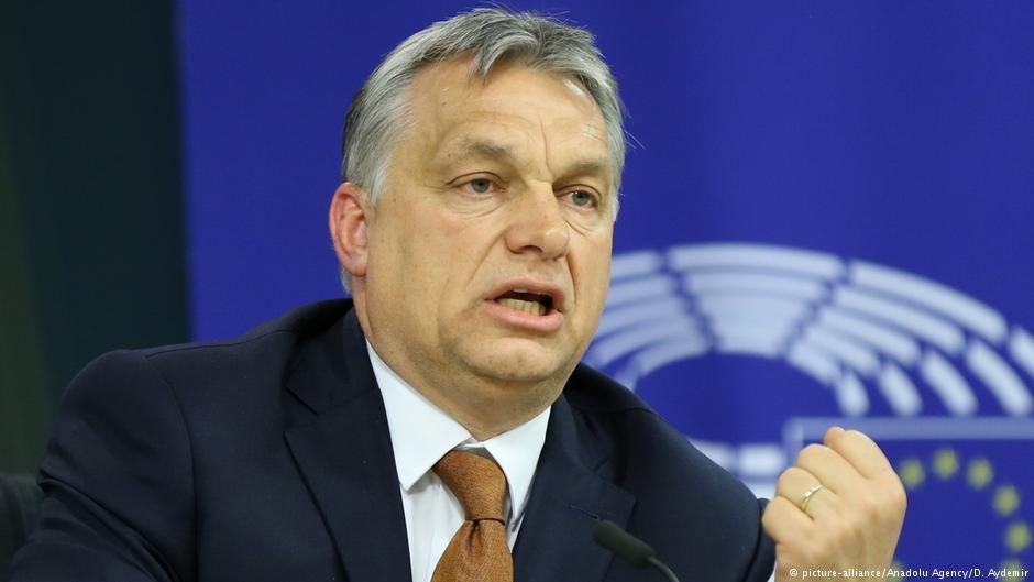 Hungarian Prime Minister Viktor Orban | Photo: Picture-alliance/Anadolu Agency/D. Aydemir