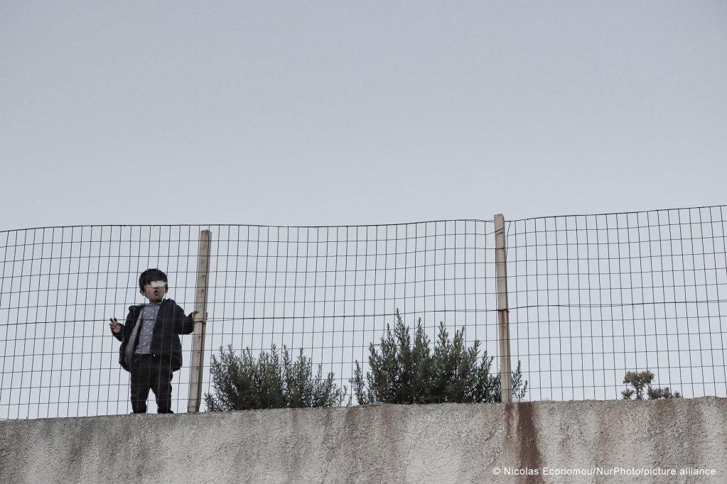 Entre 2018 et 2020, plus de 18 000 mineurs ont disparu en Europe. Crédit : Picture alliance