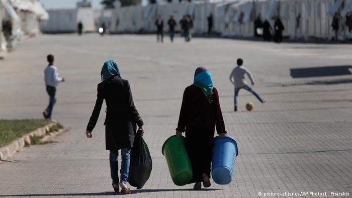 اسطنبول رحلت 21 ألف لاجئ
