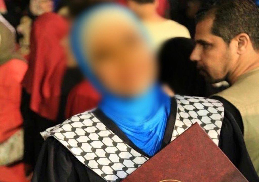 ياسمين* طالبة لجوء فلسطينية مقيمة في بلجيكا.