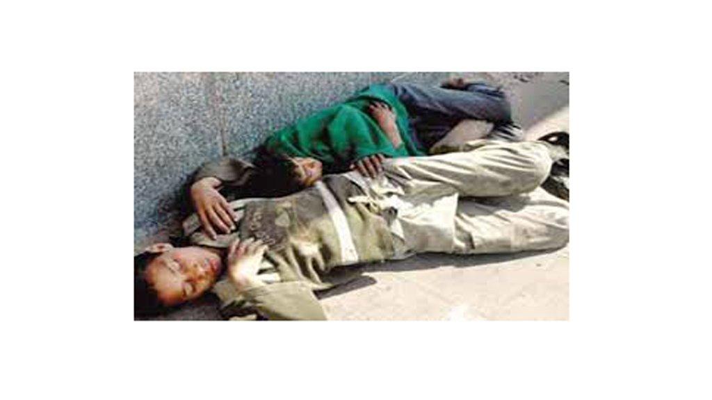 أطفال الشوارع، طنجة (المصدر خاص)