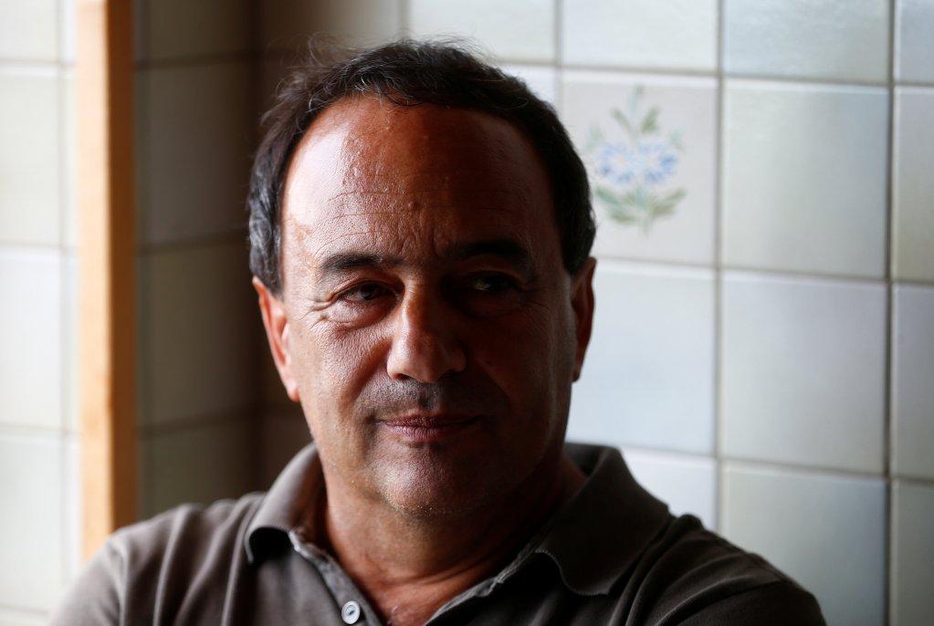 Domenico Lucano est désormais interdit de séjour dans sa commune de Riace. Crédit : Reuters