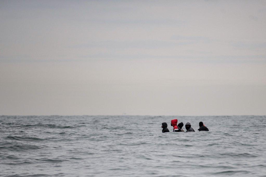 Les migrants prennent de plus en plus de risques pour rejoindre l'Angleterre en traversant la Manche (image d'archives). Crédit : Reuters