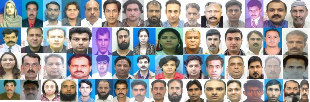 د پاکستان مرکزي تحقيقاتي ادارې ترمخه پاکستاني انتهايي غوښتل شوي بشري قاچاقبران
