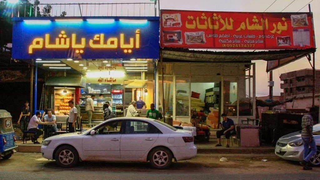 أ ف ب |مطاعم سورية في الخرطوم