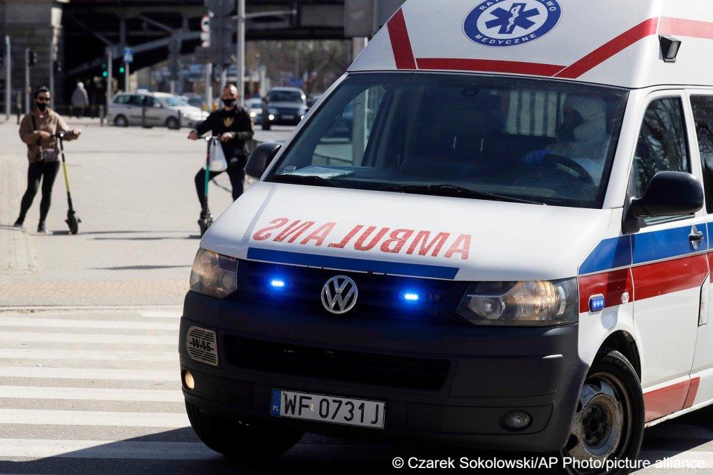 The children were hospitalized in Warsaw   Photo: AP Photo/Czarek Sokolowski