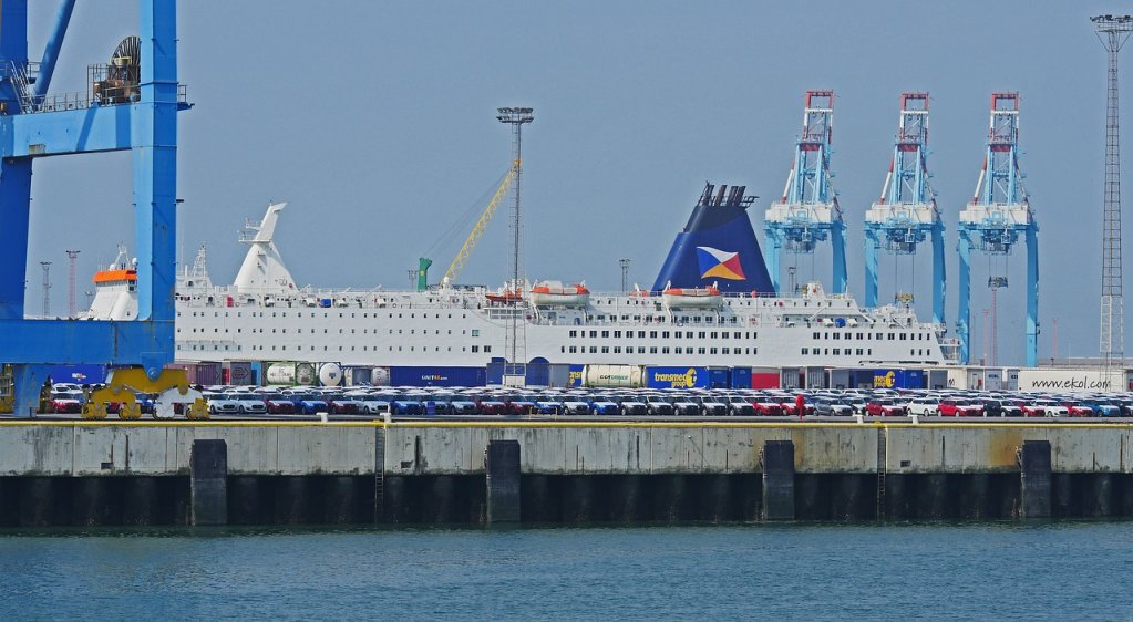 port de zeebrugge. Photo : Pixabay