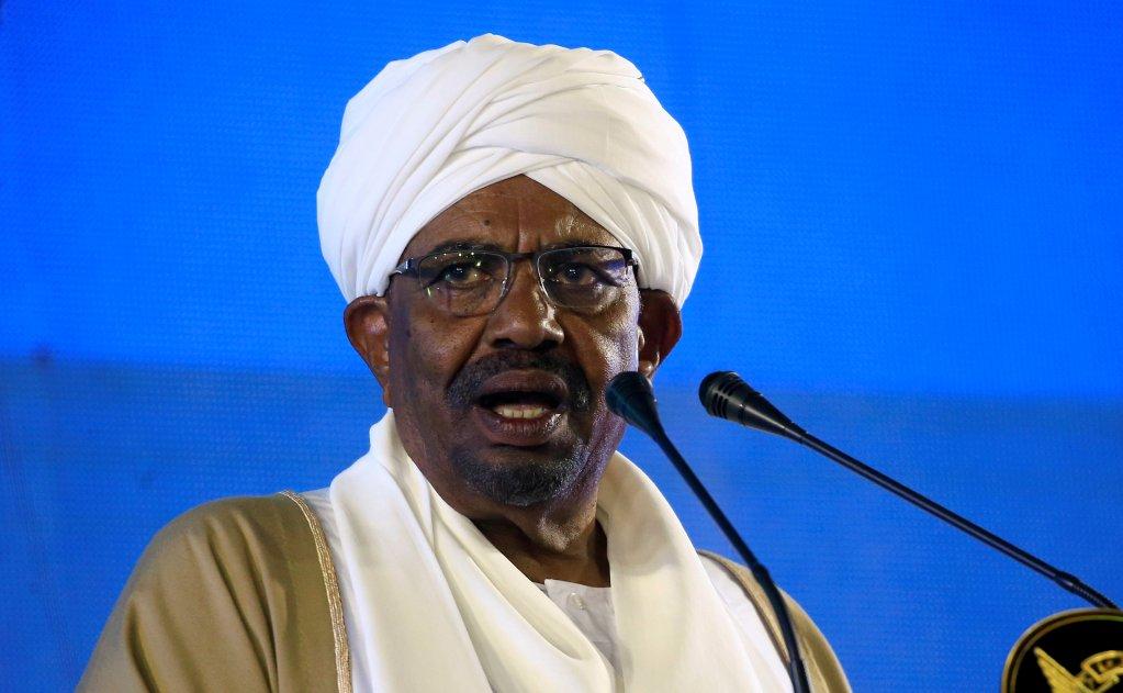 Le président soudanais, Omar el-Béchir. Crédit : Reuters