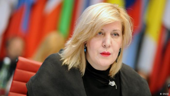 دونیا میاتوویچ، کمیسار امور حقوق بشر شورای اروپا