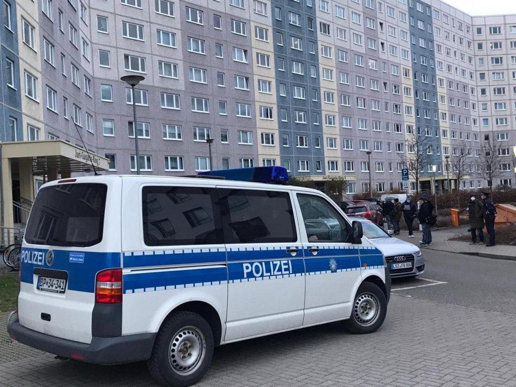 آرشيف انځور  Source: German Federal Police (Bundespolizei)