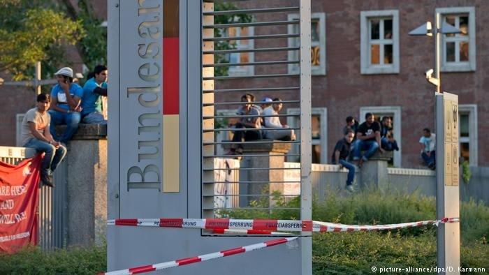 المكتب الاتحادي للهجرة واللاجئين في ألمانيا