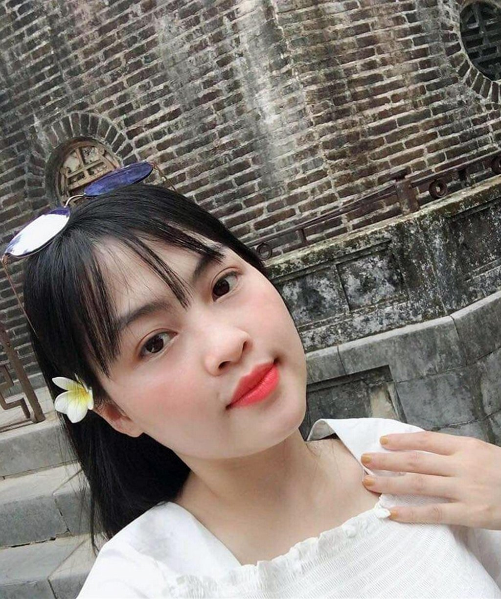 Pham Thi Tra My, the young Vietnamese woman who suffocated to death alongside 38 other victims in a lorry that arrived on Tuesday in southern England | Photo: posted by Noa Nghiem, Vietnamese activist for human rights, on a Twitter profile on October 25, 2019