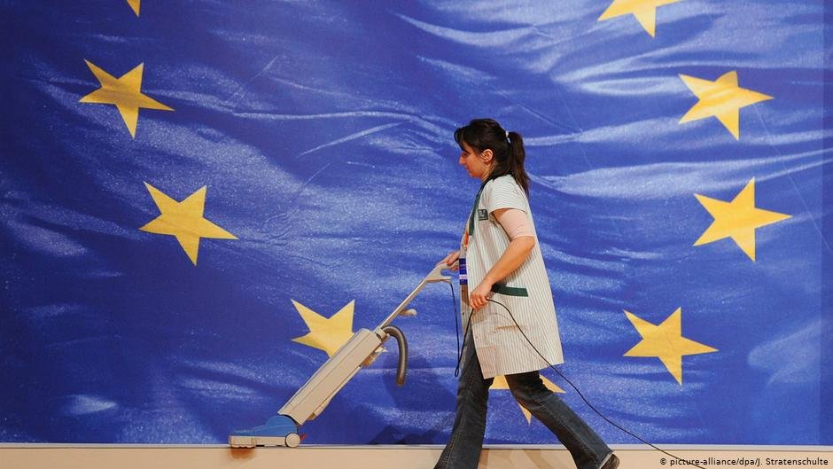 The EU wants to clean up its act when it comes to migration but fails to agree on many of the fundamentals | COPYRIGHT: picture-alliance/dpa/J. Stratenschulte
