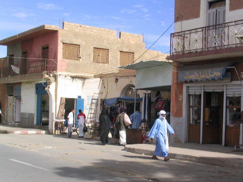 Wikimedia Commons / W. Robrecht  Les migrants expulsés d'Alger sont venus grossir les rangs à Tamanrasset (photo d'illustration).