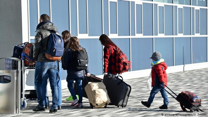 The EU wants to speed up the return of Iraqi nationals who have been denied asylum in Europe | picture-alliance, dpa