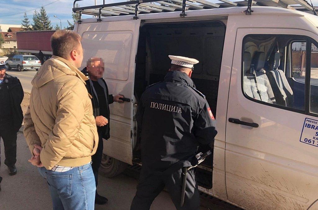 حدود ٣٠٠٠ سرباز از کشورهای آلبانیا، مولداویا، ترکیه و پنج کشور دیگر در عملیات اینترپل برای دستگیری قاچاقبران شرکت داشتند. عکس از اینترپل
