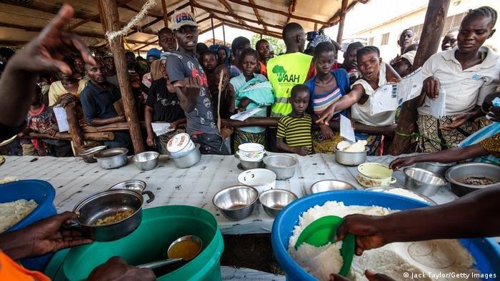 کشورهای میزبان پناهجویان در افریقا فاقد بودجه هستند