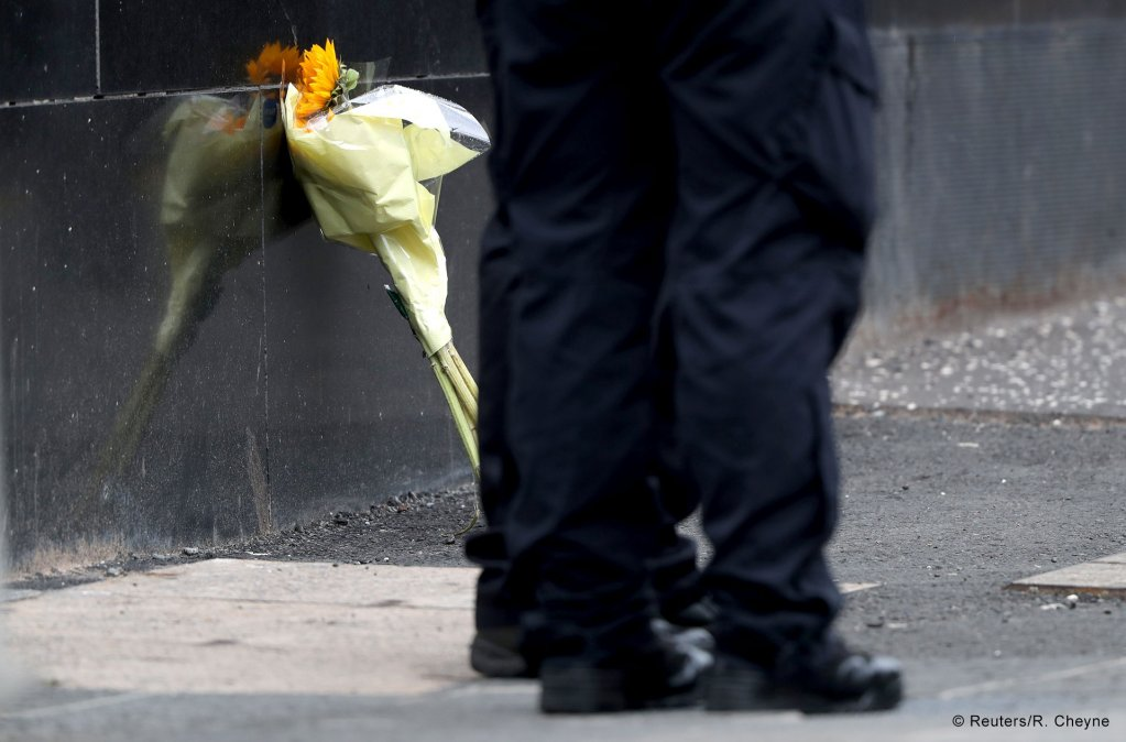 The attack in central Glasgow shook the migrant community to its core | Photo: Reuters/R Cheyne